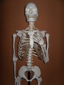 Skeletal structure and energetic healing can occur when you treat yourself naturally at home