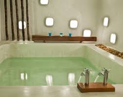 Reduce foot pain by soaking in a Warm Epsom Salt Bath
