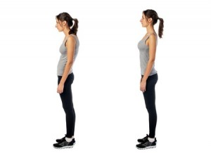 How to correct head forward posture, how to reduce