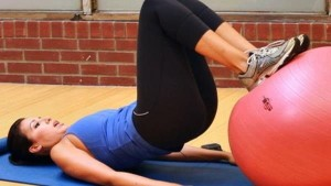 An Excellent Exercise to strengthen and tone the pelvic floor