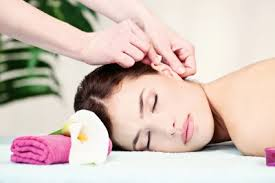 TMJ Pain Relief, Release the Muscles of the Tongue, Temporalis, Hair and Ears
