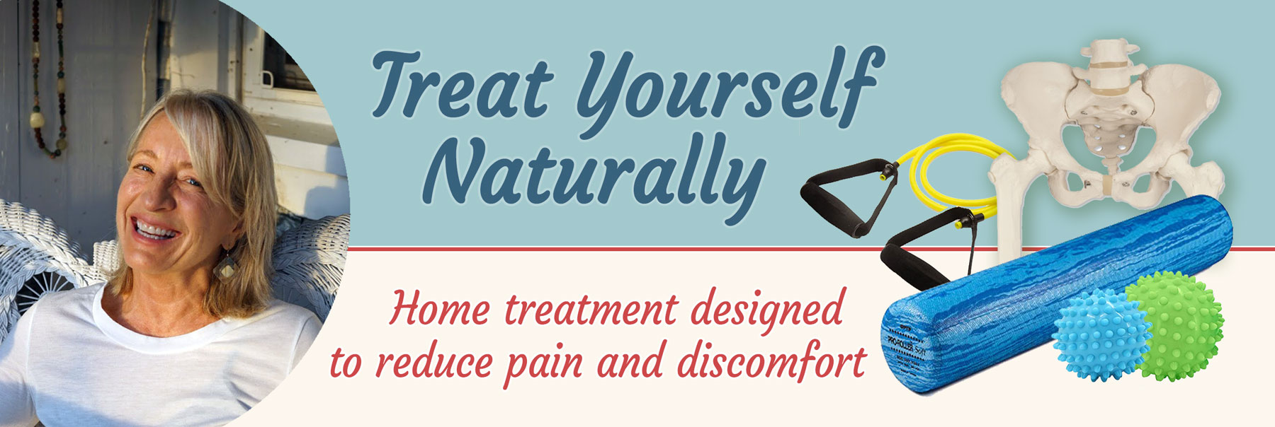 Treat Yourself Naturally | Home Treatment Designed to Reduce Pain and Discomfort
